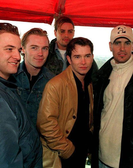 The Boyzone singer was the first to launch a solo career when the group split