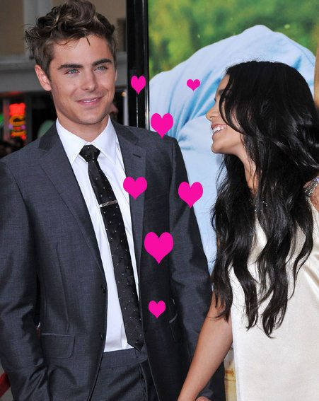 Zac Efron says he cooks romantic meals for Vanessa Hudgens