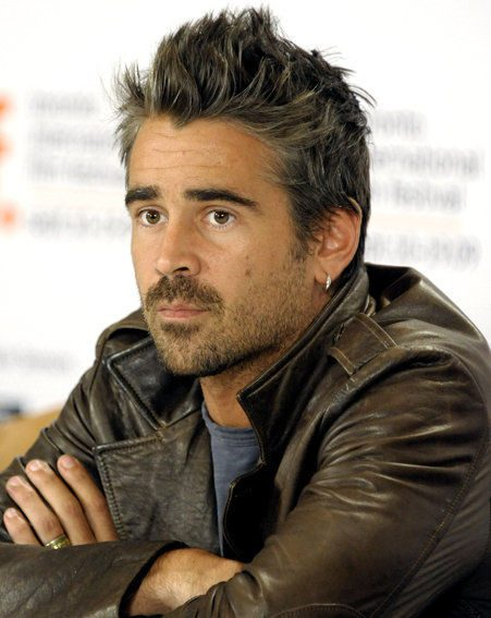 Colin Farrell's banned sex tape as resurfaced (Pics: wenn.com)