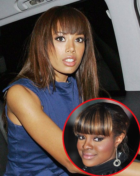 Jade says she's scared of Keisha (Pics: wenn.com)