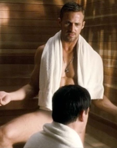 Ryan Gosling gets naked a LOT in our Crazy, Stupid, Love clip