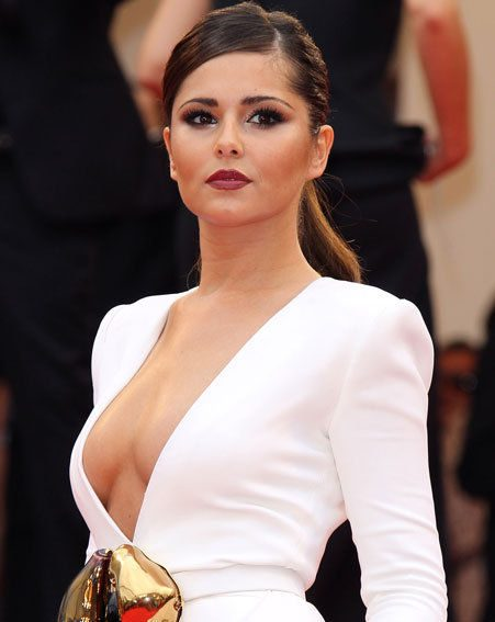 Cheryl Cole looked stunning on the red carpet at Cannes Film Festival