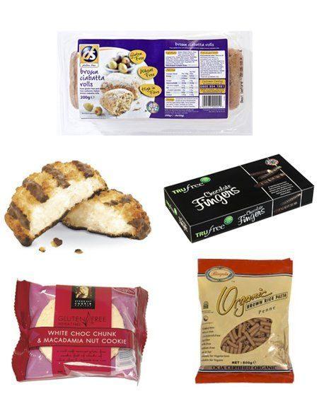 Wheat Free Foods Asda