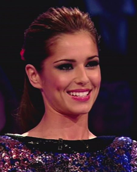 X Factor Cheryl has been laid low with flu