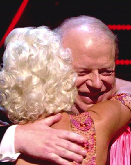 John Sergeant and partner Kristina Rihanoff were saved at the weekend