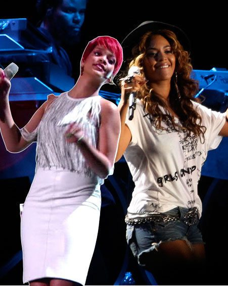 Beyonce Knowles has apparently asked Rihanna to duet with her