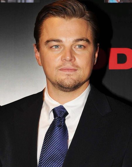 Leonardo DiCaprio says he's delighted he's no longer a fans' favourite