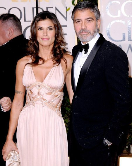 George Clooney's girlfriend, Elisabetta Canalis, has been 'implicated in a cocaine scandal'