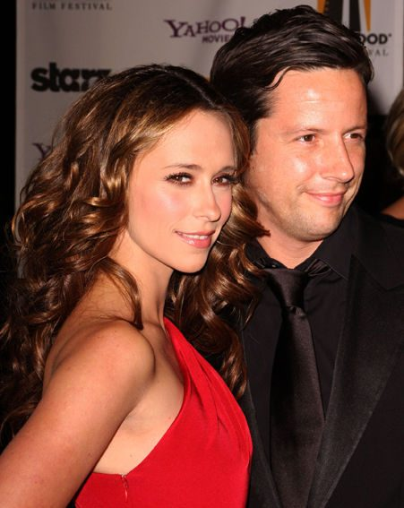 Jennifer and fiance Ross will be dressing up as Angelina and Brad / Pictures: WENN/Fayes Vision