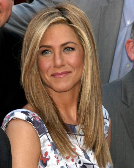 Jennifer Aniston avoids processed foods and meats