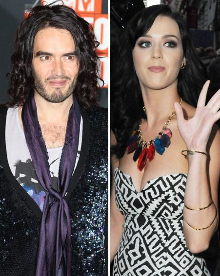 Russell is thought to be dating Katy Perry (Pics: wenn.com)