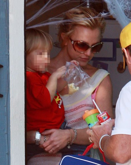 Britney will not face trial over the incident / Pictures: WENN