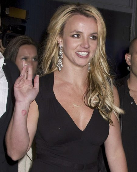 Britney has broken records with her new single Womanizer