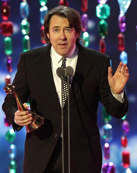 NTAs 2012: Jonathan Ross was given the Special Recognition Award