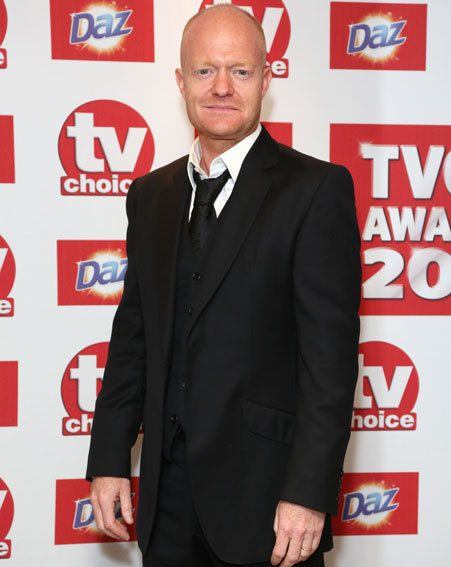 Jake Wood plays Max Branning in EastEnders and is totally on the Little Mix hot celeb list