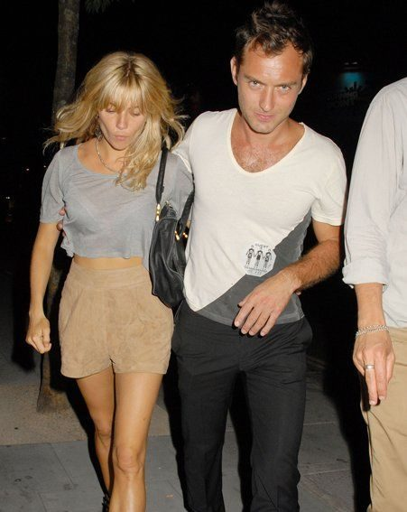 Sienna Miller is believed to want to marry Jude Law in the English countryside