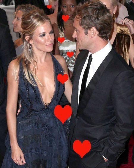 Sienna Miller and Jude Law are reportedly close to tying the knot!