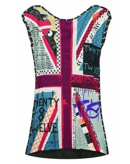 Raven Brittany Union Jack Dress and is by Twenty8Twelve, £70
