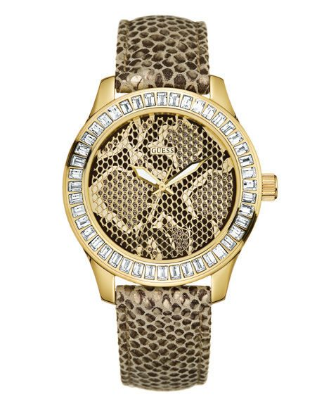 Limited Edition Python Watch from Guess, £109
