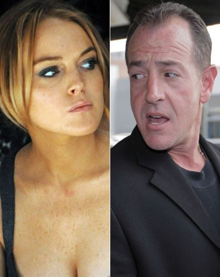 Lindsay is worried about Michael Lohan's behaviour