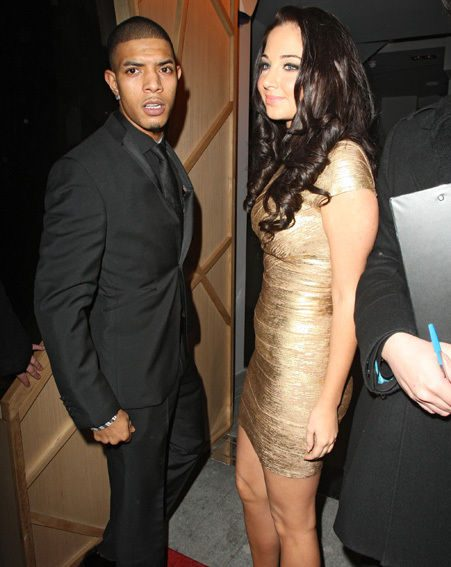 N-Dubz stars Fazer and Tulisa were together for 18 months