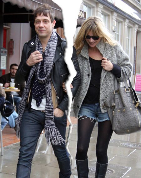 The couple are said to have split on Thursday / Pictures: WENN