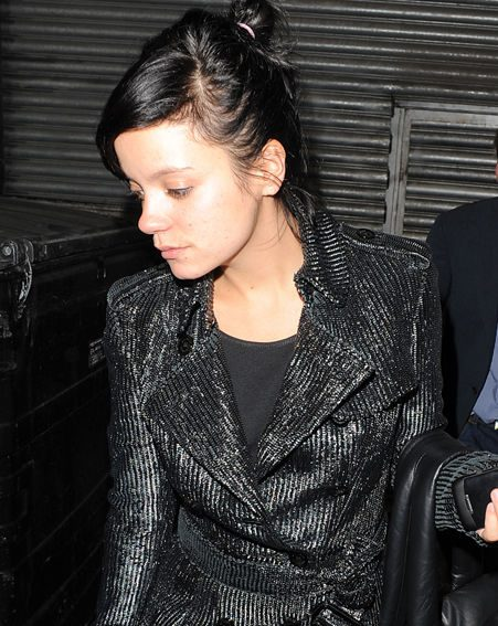 Lily Allen says she will not be releasing any more albums or touring again (Pics: wenn.com)
