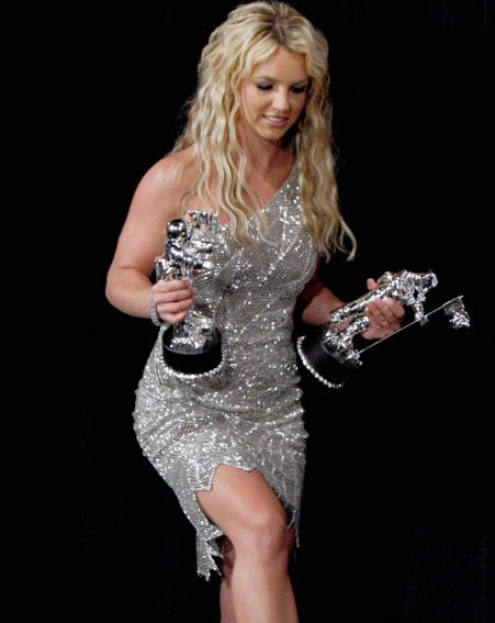 Britney is making her long-awaited comeback