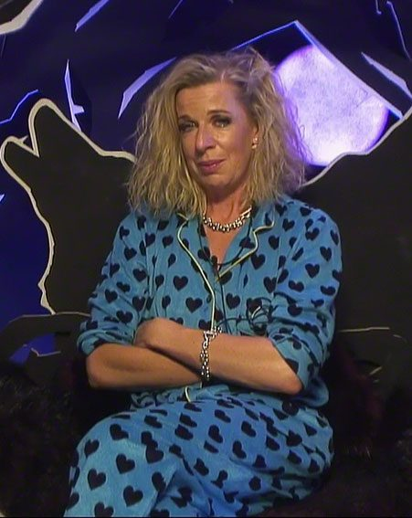 Katie Hopkins took part in CBB earlier this year