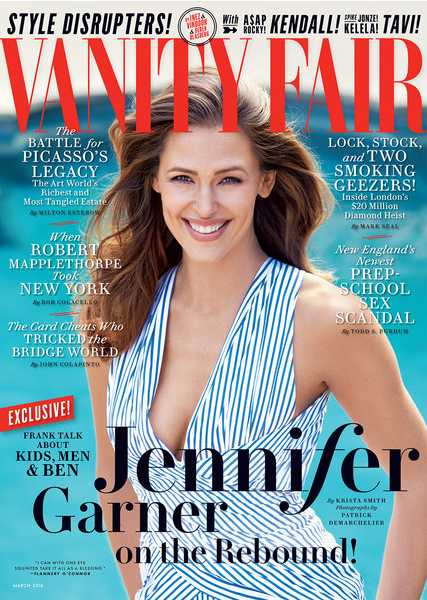 Read the full interview in the March issue of Vanity Fair