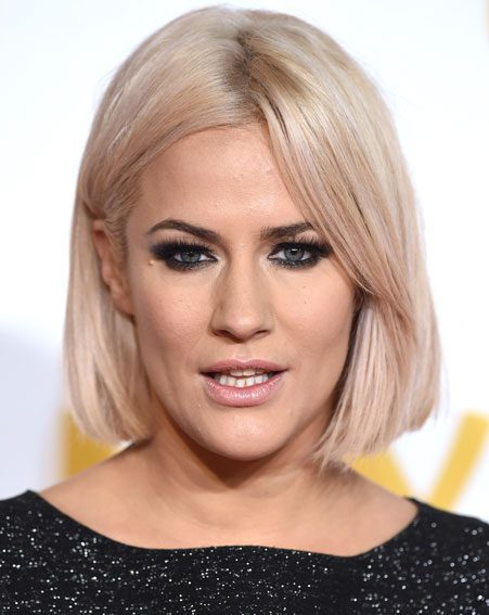 Caroline Flack has got herself a personal trainer