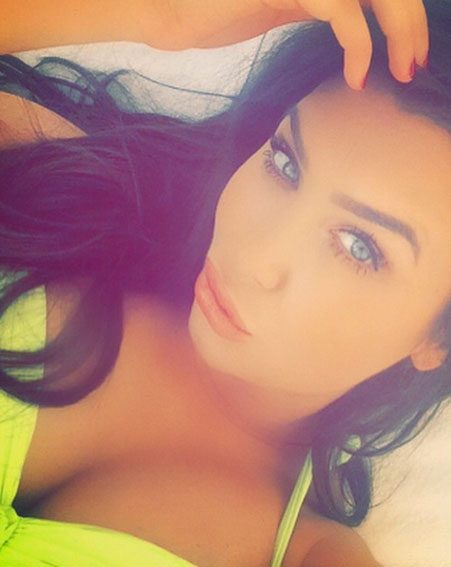 Lauren Goodger Goes On Her First