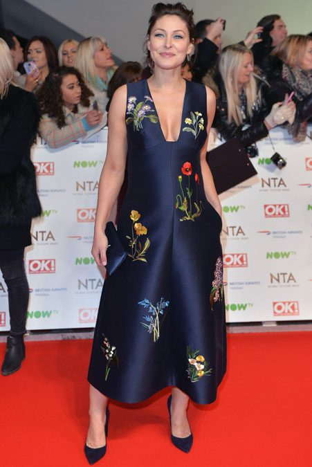 Emma Willis tops our best dressed list