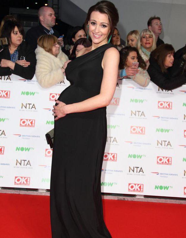 Suranne Jones is pregnant
