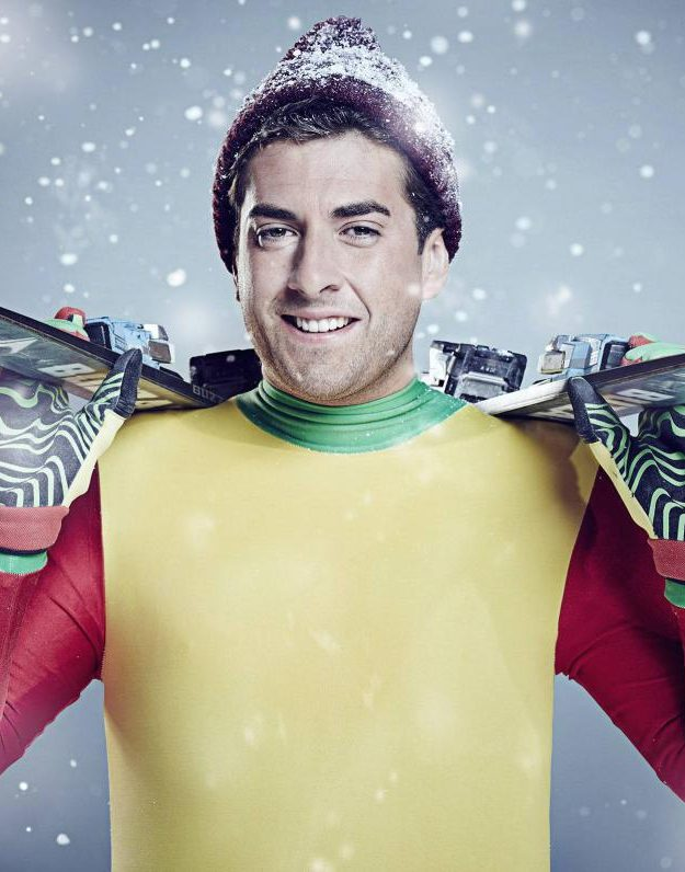 James 'Arg' Argent is excited to be on The Jump