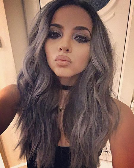 Jade Thirwall is the most recent celebrity to go grey