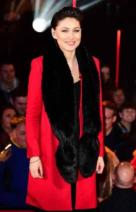 Emma Willis gives Winston McKenzie a grilling during his exit interview