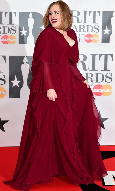 Twitter users say they'd wrestle Adele for her dress