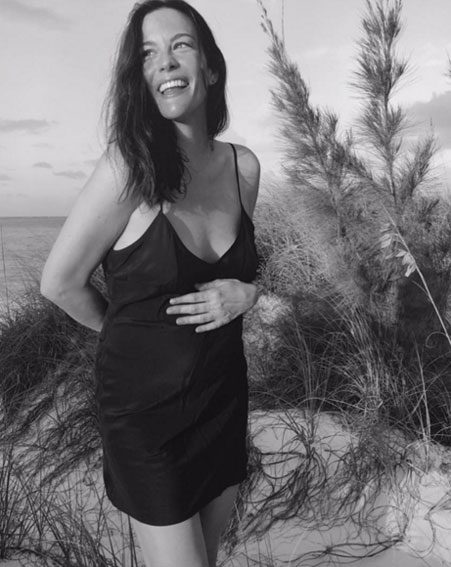 Liv Tyler has revealed she's pregnant again