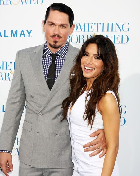 CBS drama actress Sarah Shahi welcomes twin boy and girl ...