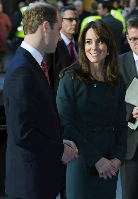 Kate Middleton and Prince William are spending Christmas in their own home this year