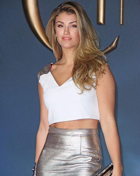 Amy Willerton and the boy band member have yet to confirm or deny the reports