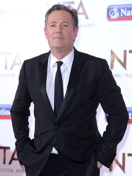 Piers Morgan and Lord Sugar call a truce for World Cancer Day