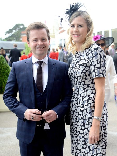Dec married his manager Ali Astall in August 2015