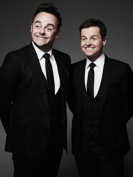 Ant & Dec speak about forgetting their wedding rings live on camera, however insist there is no drama in their marriages