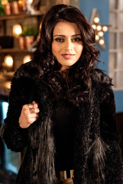 Bhavna Limbachia will make her debut as Rana on Coronation Street in February
