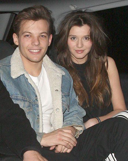 Louis tomlinson 2013 girlfriend