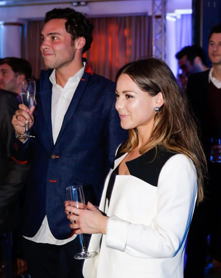 andy and louise dating Made in chelsea's andy jordan and louise thompson didn't mince their words  as they fired insults at each other on monday night's episode.