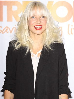 This is what Sia really looks like