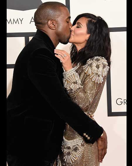 We're sure Kim Kardashian and Kanye West will continue to give us relationship goals in 2016